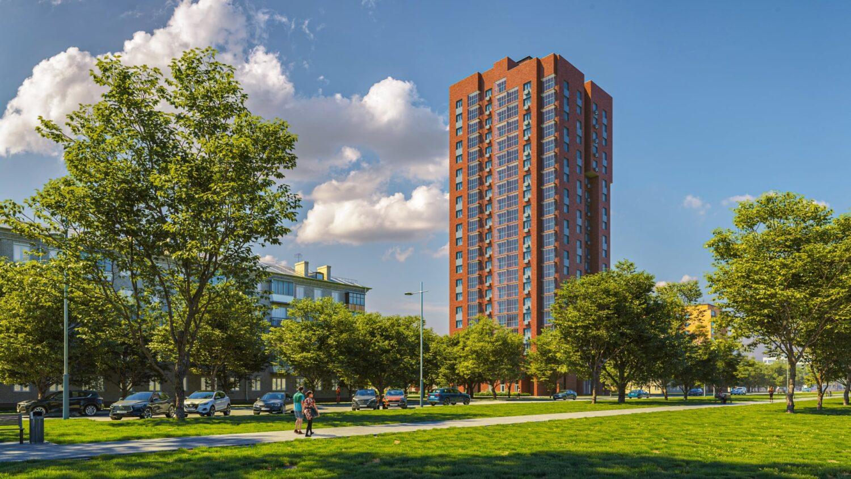 Дом по реновации на 137 квартир введут по реновации в 2022 году