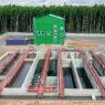 Завершено строительство очистных сооружений в поселке Киевский в новой Москве