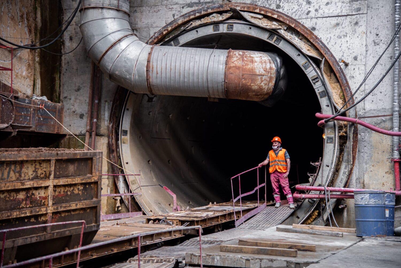 Тоннели на Люблинско-Дмитровской линии метро достроят до конца года