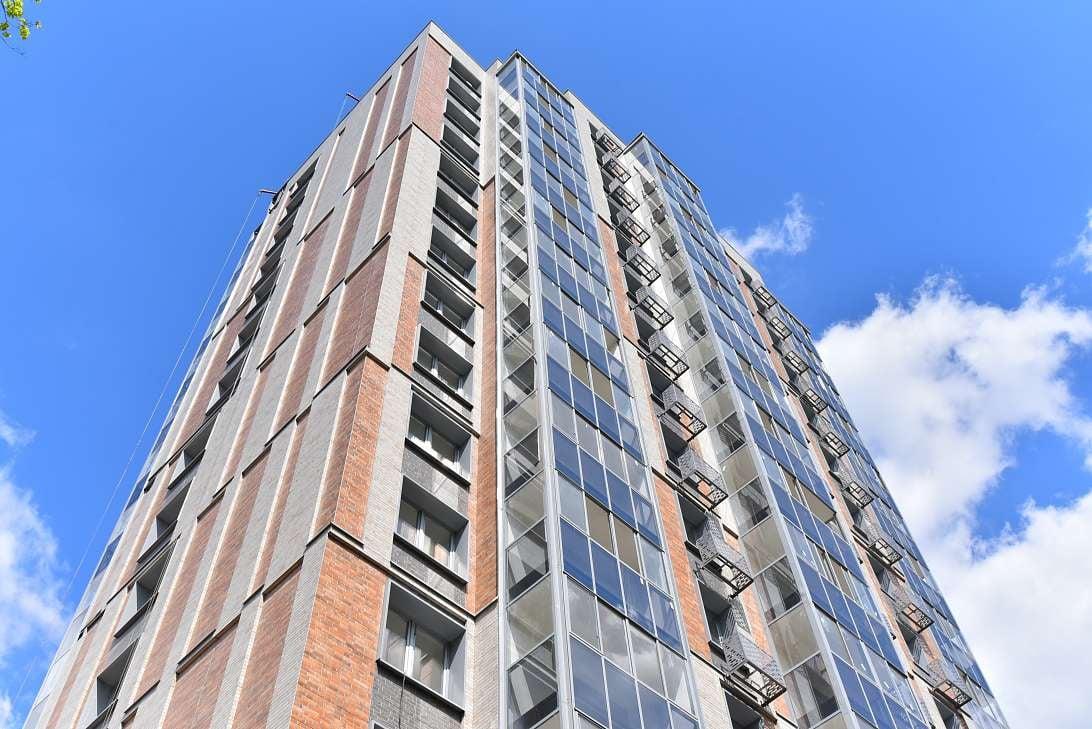 Дом на 195 квартир ввели в районе Проспект Вернадского по реновации