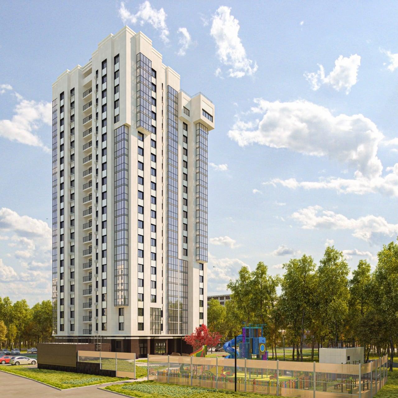 Дом на 131 квартиру по реновации введут в районе Лианозово в 2022 году