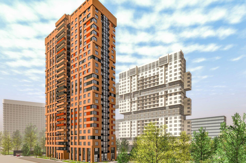 Дом по реновации в Ломоносовском районе введут до конца 2021 года