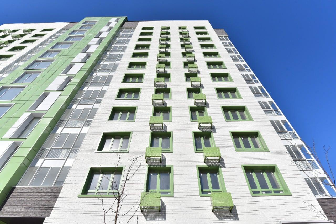 Первый дом по реновации введен в Южнопортовом районе Москвы