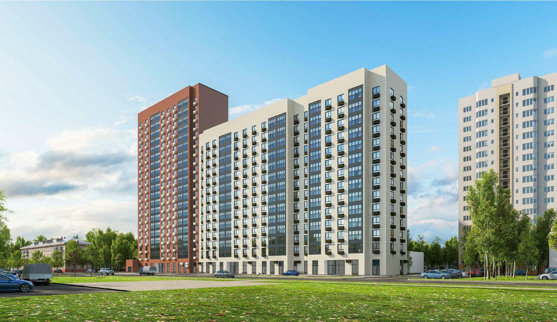 Дом на 257 квартир по реновации начали строить в Лосиноостровском районе