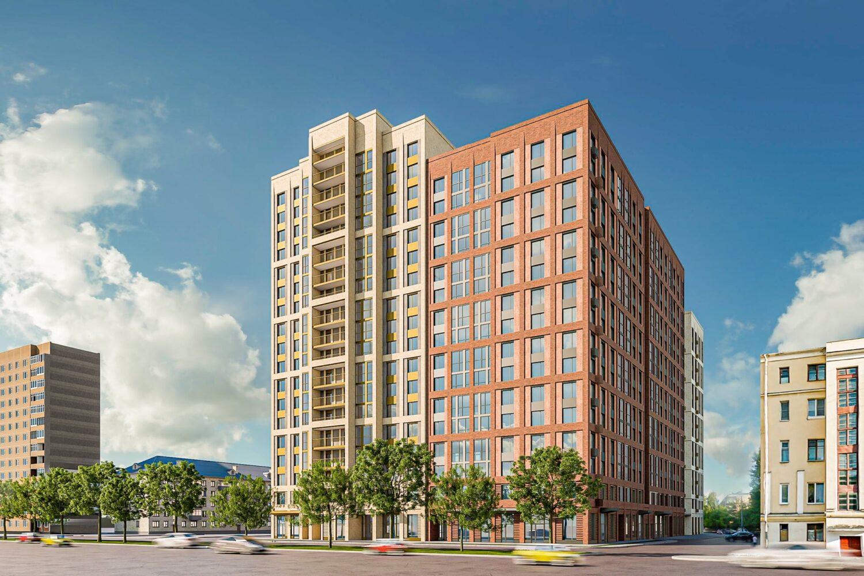 Дом на 341 квартиру введут по реновации в Люблино в 2022 году