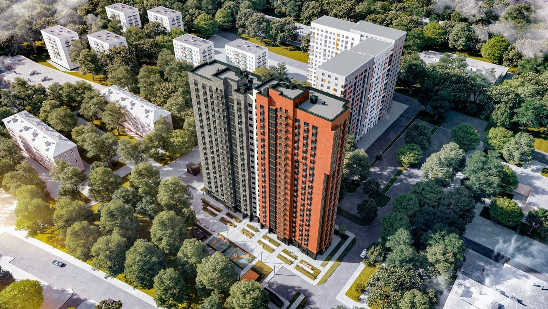 Дом по реновации на 222 квартиры введут в Останкинском районе в 2023 году