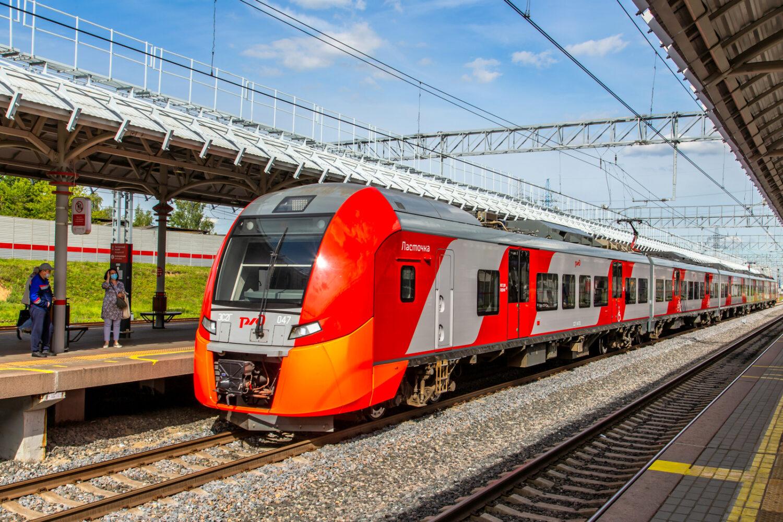 Поезда на МЦК за пять лет перевезли более 630 млн пассажиров