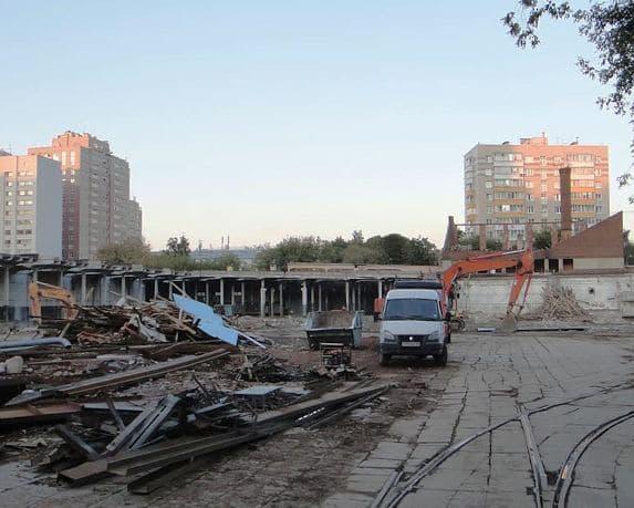Власти Москвы рассказали о реконструкции трамвайного депо имени Апакова