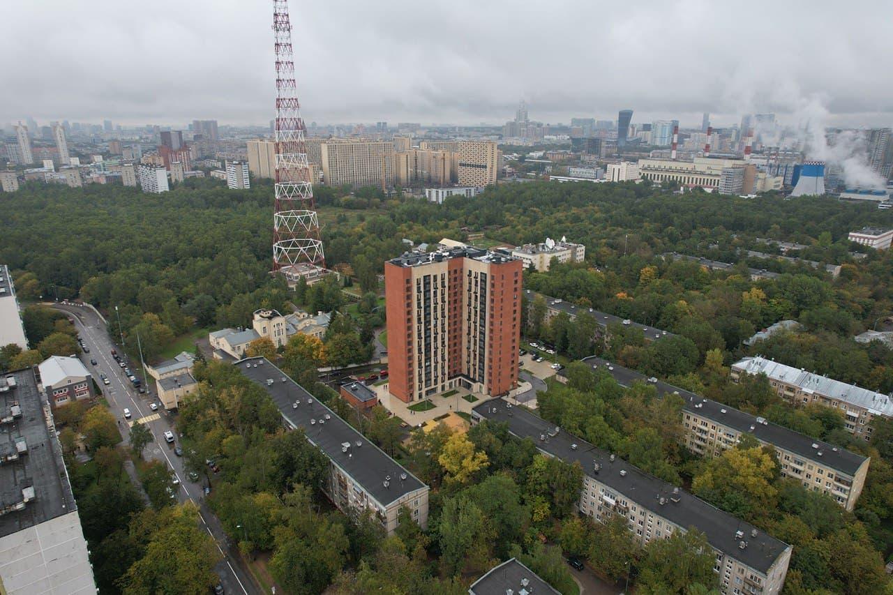 Жителей 155 домов переселят по реновации в районе Хорошёво-Мнёвники