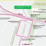 Трасса автобуса № 869 изменится с 25 сентября