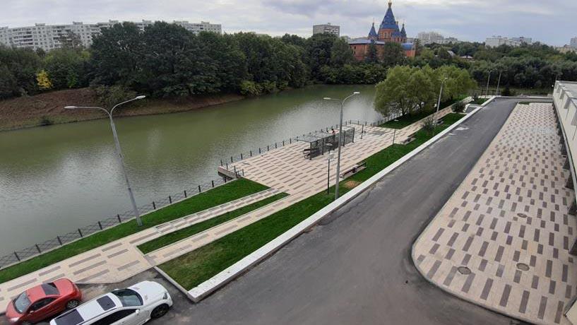 Собянин рассказал о благоустройстве на юге Москвы