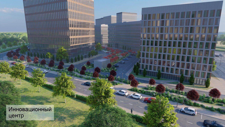 Производственные объекты и офисы построят в районе Косино-Ухтомский